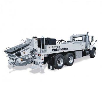 Montada sobre camión (City Pump)